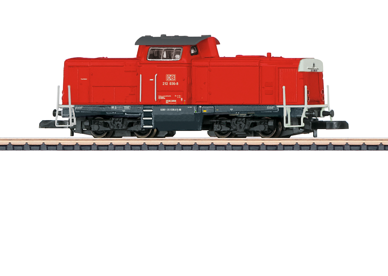 Class 212 Diesel Locomotive
