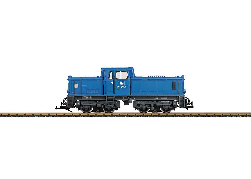Schmalspur-Diesellok 251 901-5