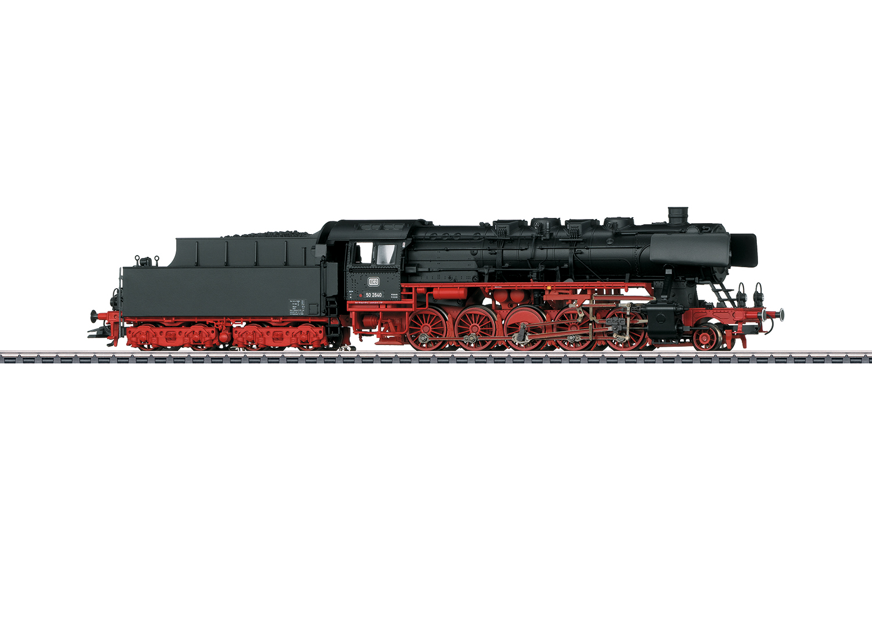 Dampflokomotive Baureihe 50