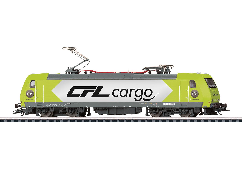 Class 185 Electric Locomotive