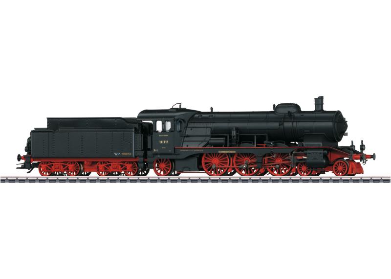 Schlepptender-Schnellzuglokomotive