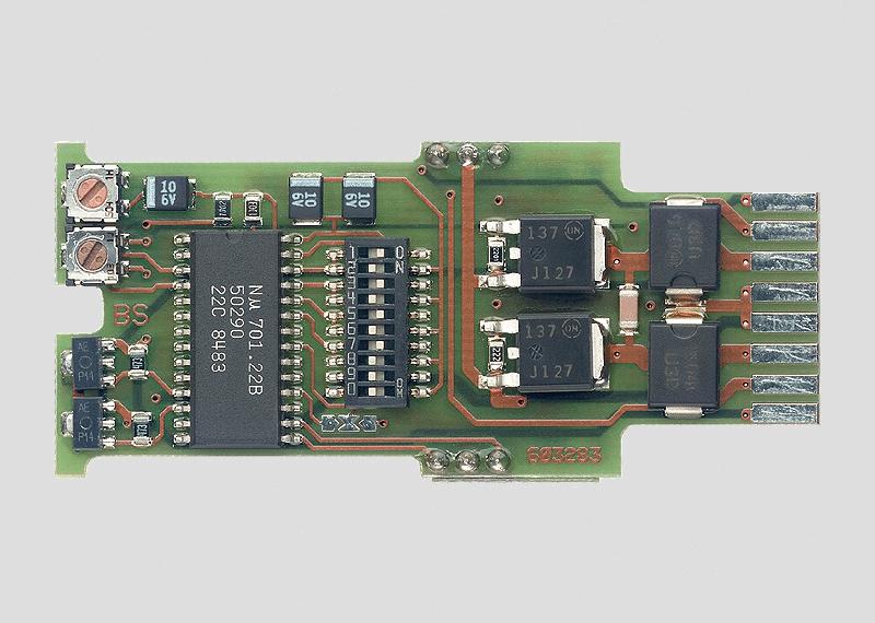 Maxi High-Efficiency Electronic Circuit.
