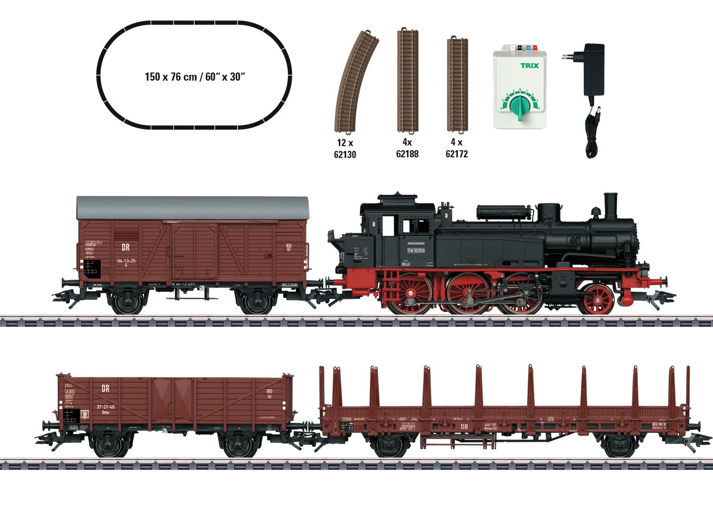 "Startpackung ""Güterzug Epoche III"" DR. 230 Volt"