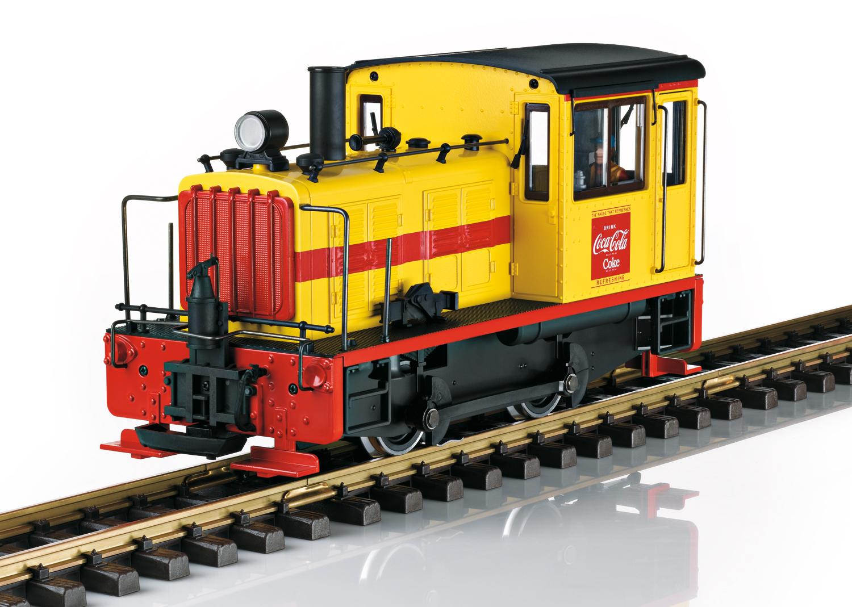 Coca-Cola® Diesel Locomotive