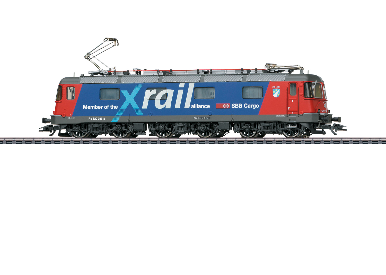 Class Re 620 Heavy Electric Locomotive