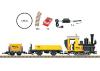 Construction Site Train Starter Set. 230 Volts