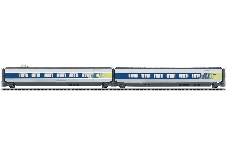 Add-On Car Set 1 for the TGV POS
