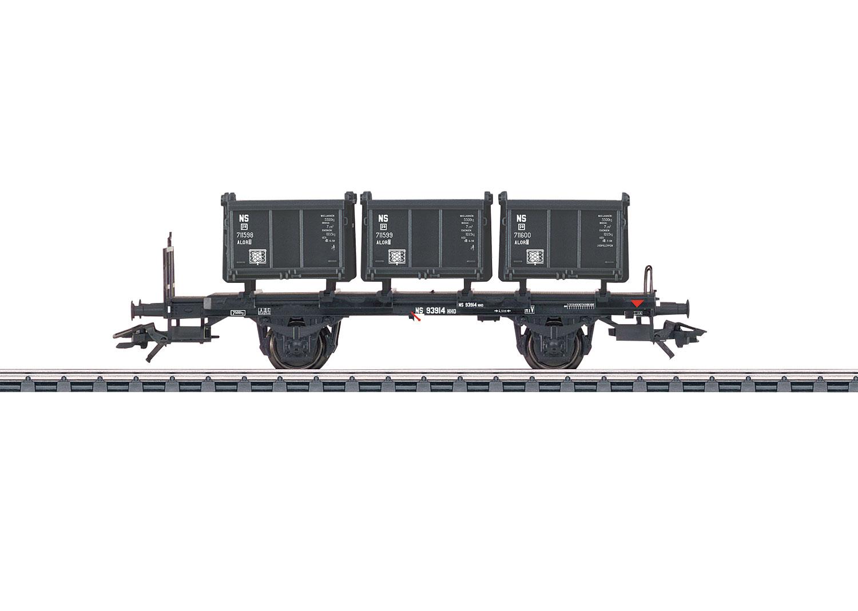 Containerwagen Bt 10