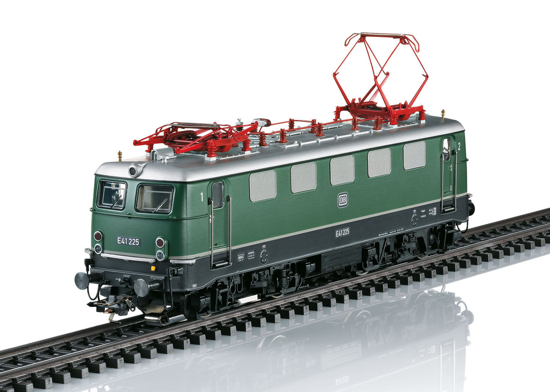 Class E 41 Electric Locomotive M 228 Rklin