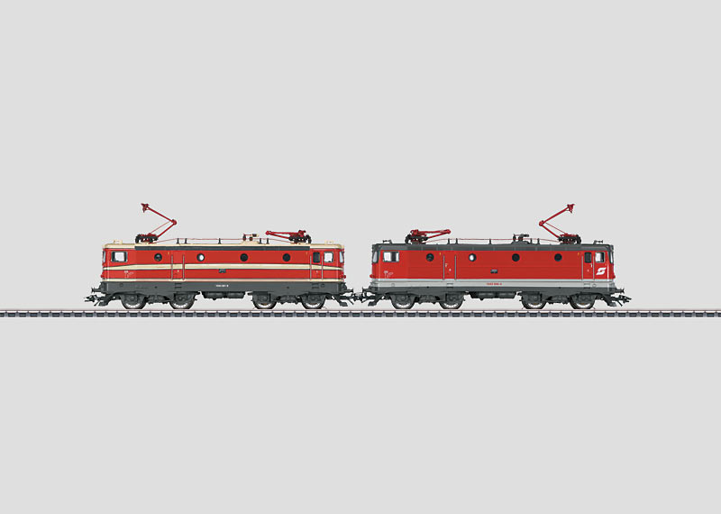 2 Electric Locomotives.