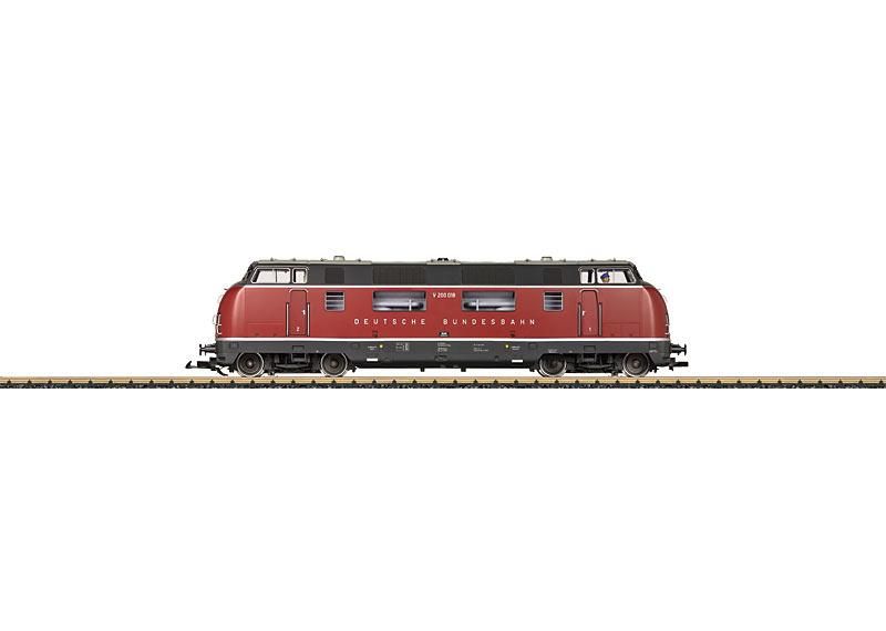 DB Diesellok V 200 018