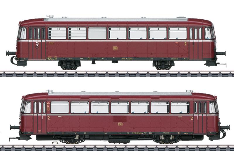 Triebwagen Baureihe VT 98.9