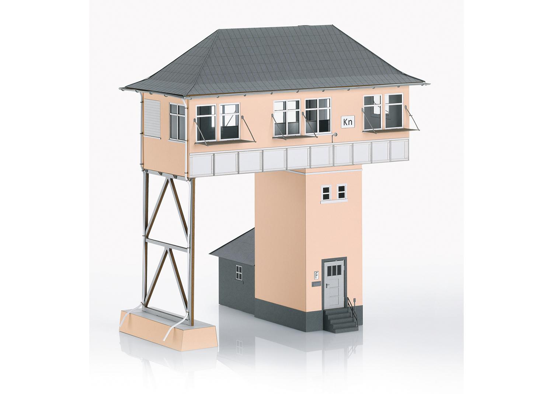 Building Kit of the Kreuztal (Kn) Gantry Signal Tower