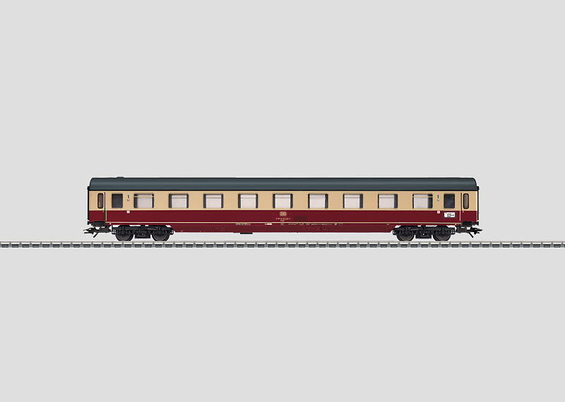 IC Express Train Passenger Car.