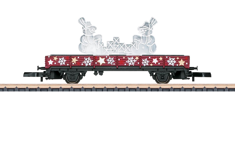 Weihnachtswagen Spur Z 2019