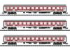 """Schnellzug-Wagenset """"Berlin - Hamburg-Express"""""""