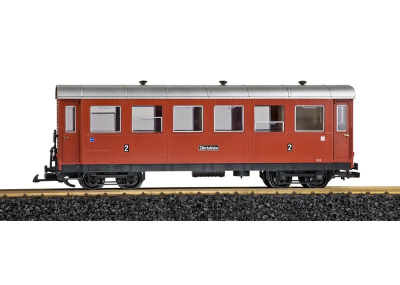 Personenwagen Zillertalbahn B30