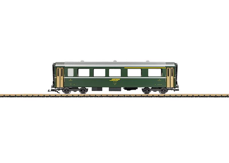 RhB Passenger Car, 1st/2nd Class