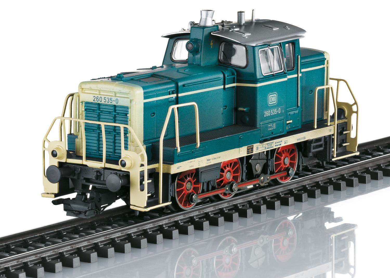 Class 260 Diesel Locomotive