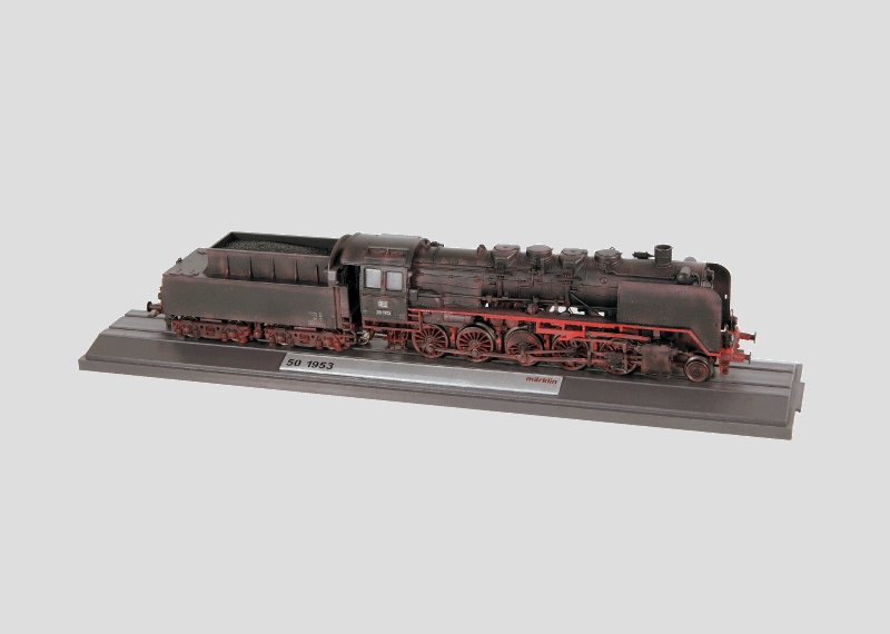 Model of the class 50