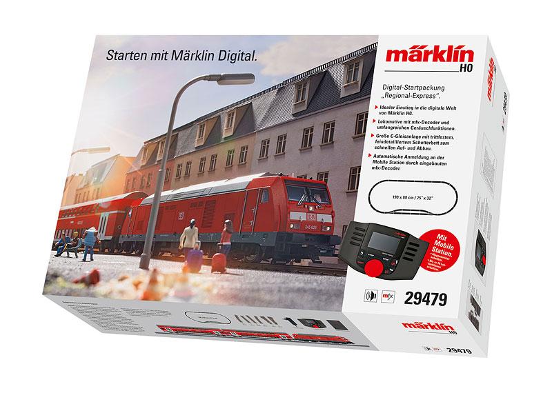 "Digital-Startpackung ""Regional-Express"". 230 Volt"