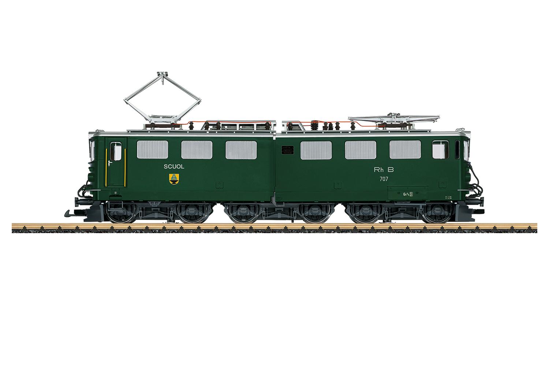 Class Ge 6/6 II Electric Locomotive