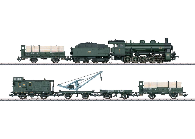 """Zugpackung """"Bayerischer Güterzug"""""""