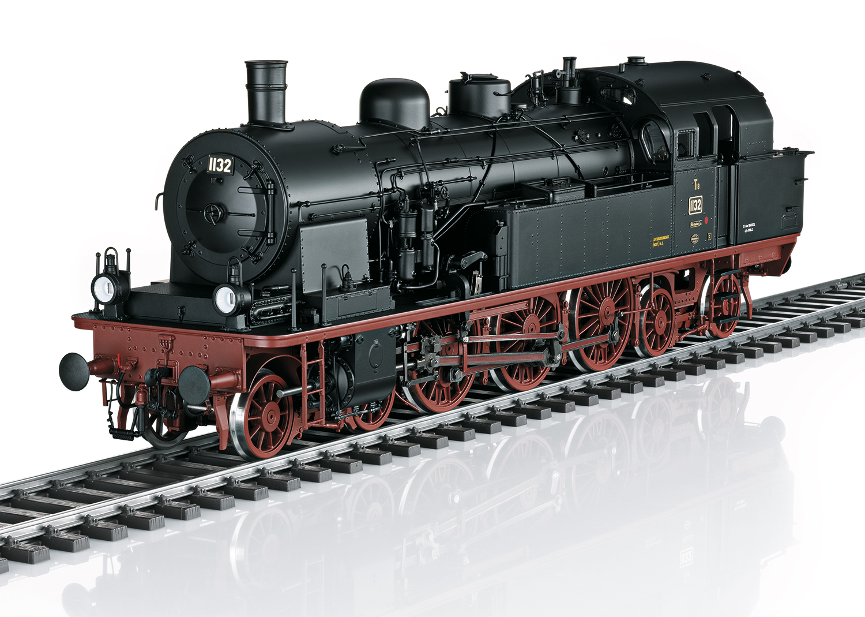 Dampflokomotive Baureihe T18