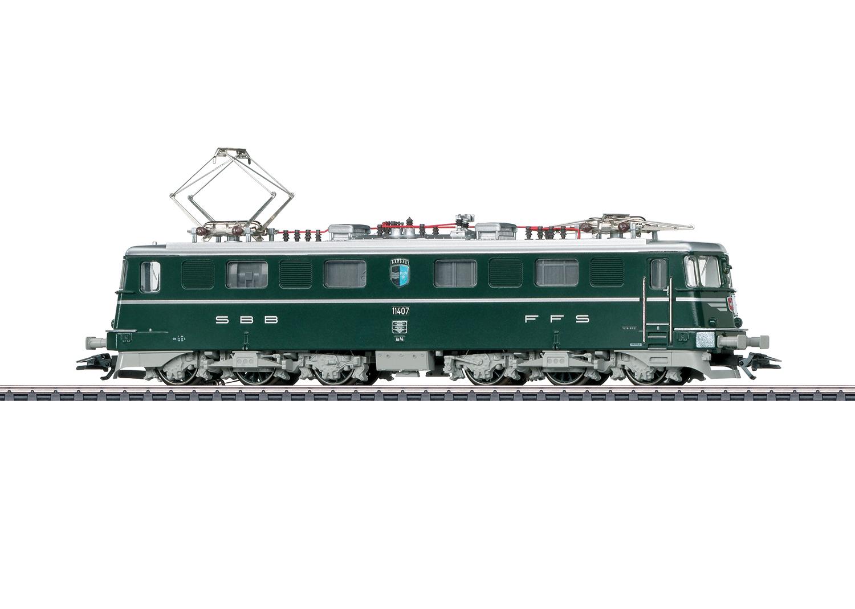 Class Ae 6/6 Electric Locomotive