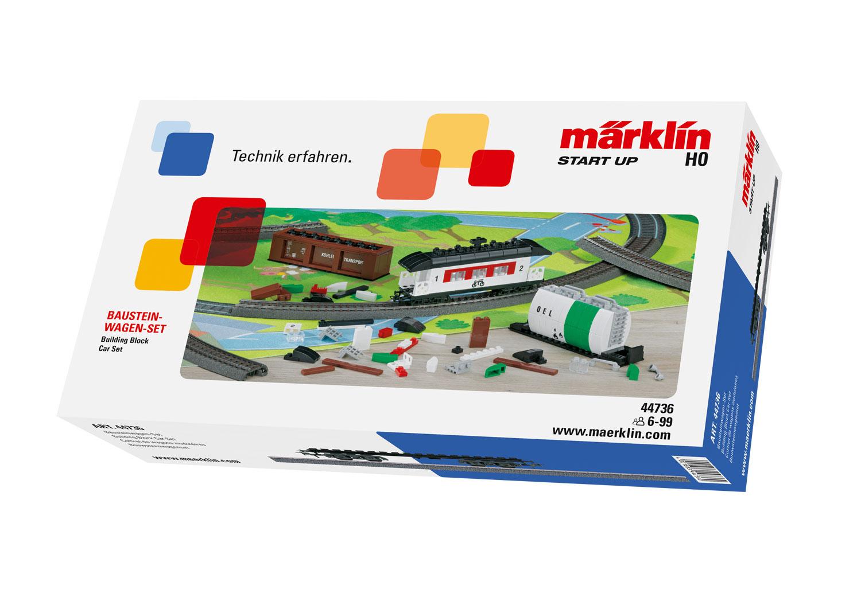 Building Block Car Set