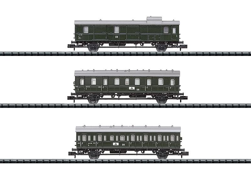 Abteilwagen-Set