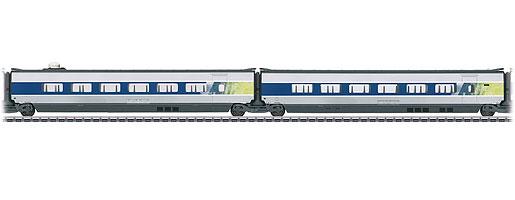 Coffret de complément 1 pour le TGV POS