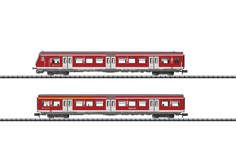 """Personenwagen-Set """"S-Bahn"""""""