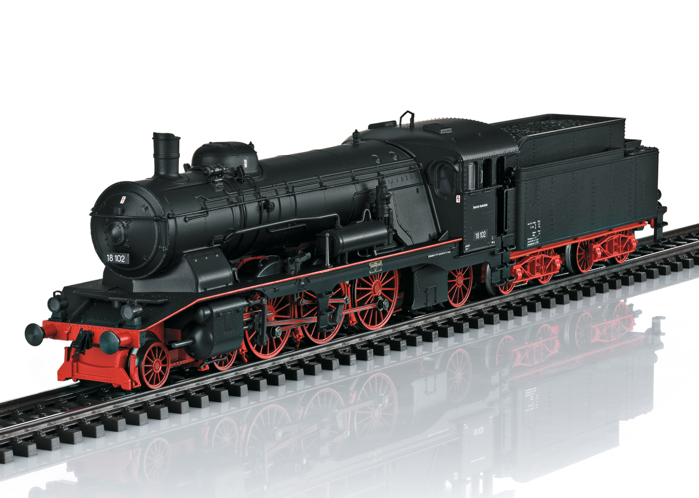 Class 18.1 Steam Locomotive