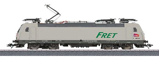 Locomotive électrique BR E 186