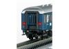 """MERKUR"" Express Train Passenger Car Set"