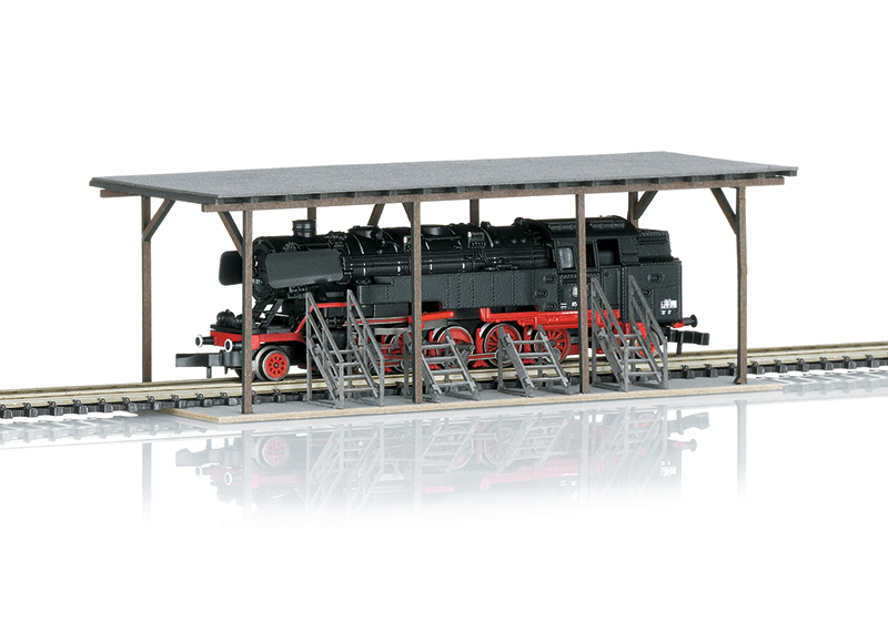 Dampflokomotive Baureihe 85 007.