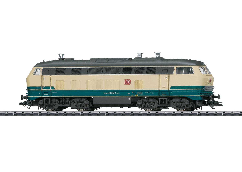 Diesellokomotive Baureihe 217
