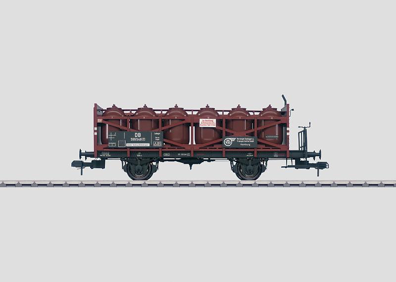 Acid Transport Car.