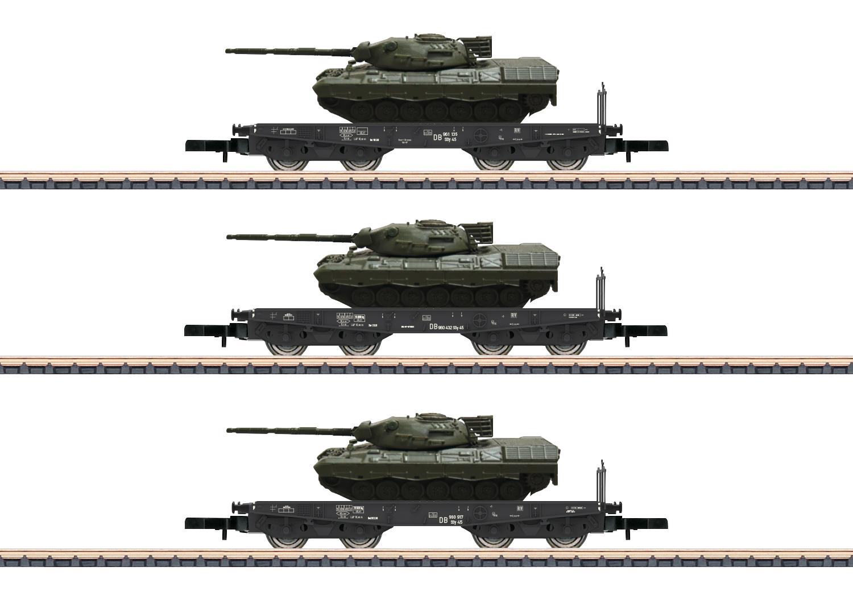 Heavy-Duty Transport Car Set