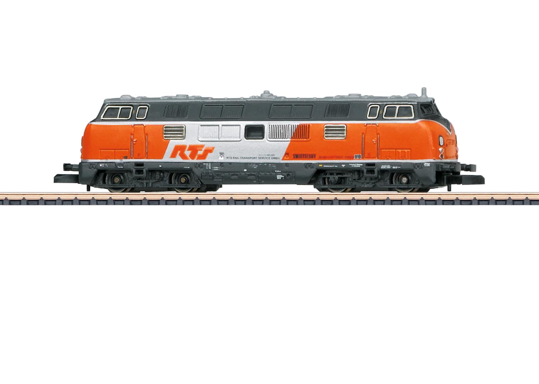 Diesellokomotive Baureihe 221
