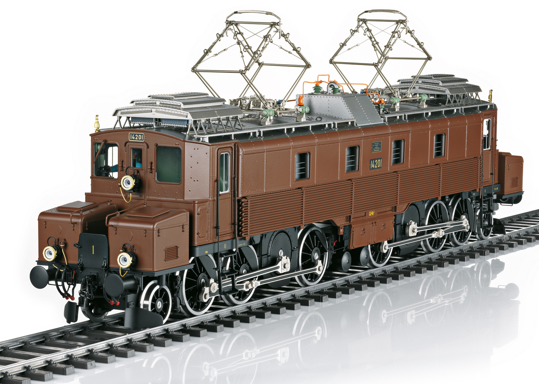 Elektrolokomotive Serie Ce 6/8 I