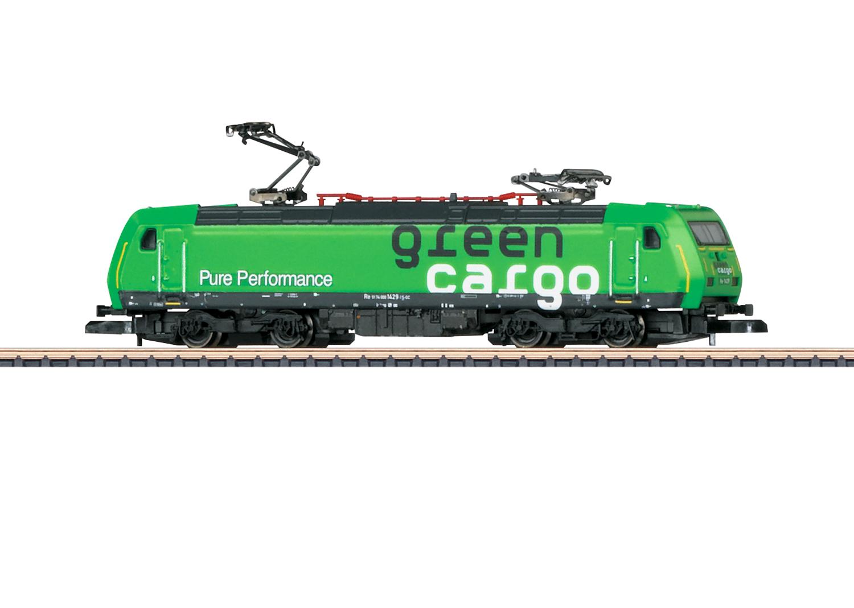 Class RE 14 Electric Locomotive