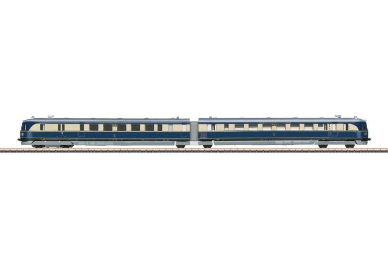 Diesel Powered Rail Car