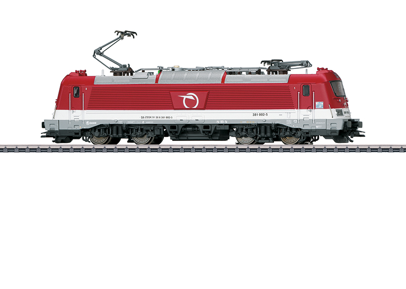 Locomotive électrique série 381