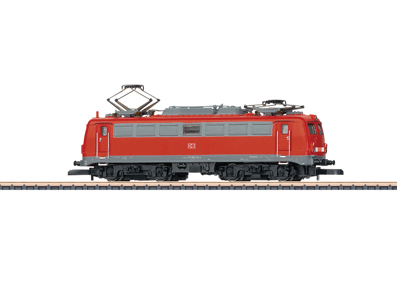 Class 115 Electric Locomotive