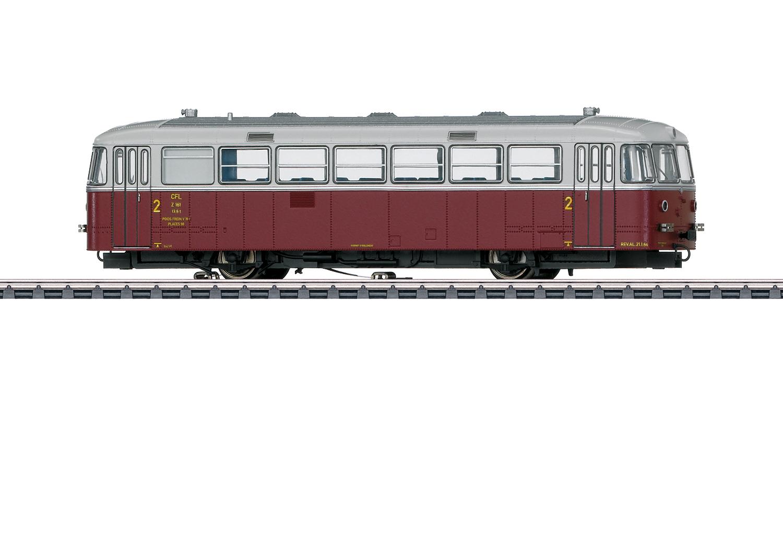 Triebwagen Z 161