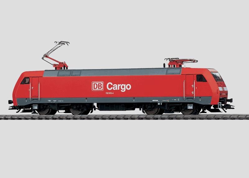 Electric Freight Locomotive.