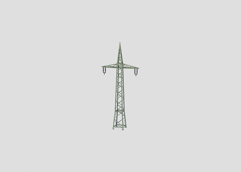 High Tension Mast.
