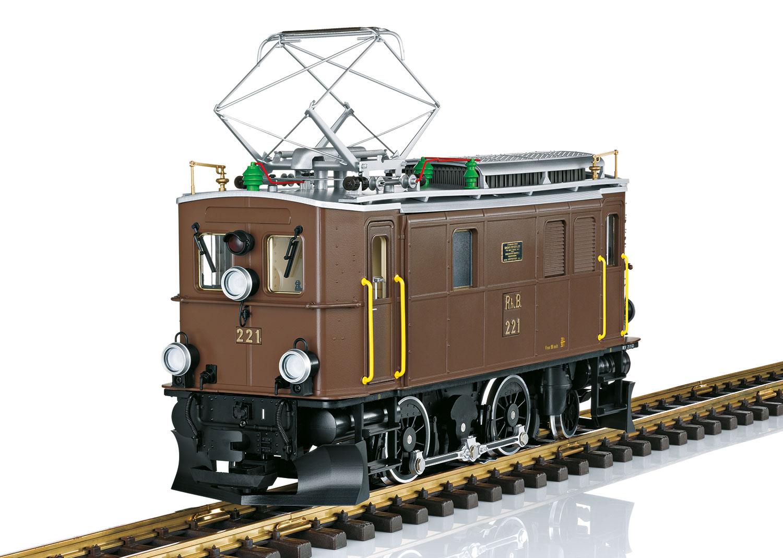 RhB Ge 2/4 Electric Locomotive
